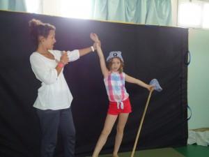 Activités différenciées selon l'âge des enfants