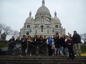 Journée à Paris, mars 2015