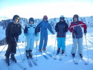 Séjour en Haute Savoie, février 2015