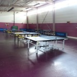 Salle du Tennis de Table